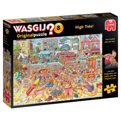 WASGIJ ORIGINAL 8 HIGH TIDE