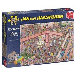 JAN VAN HAASTEREN SHOP TILL...