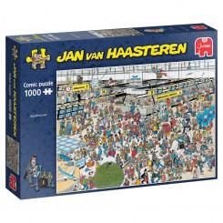 JAN VAN HAASTEREN DEPARTURE...