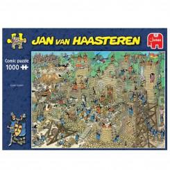 JAN VAN HAASTEREN CASTLE...
