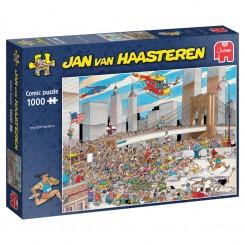 JAN VAN HAASTEREN NEW YORK...