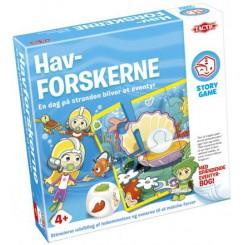 STORY GAME HAVFORSKERNE