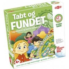 STORY GAME TABT OG FUNDET