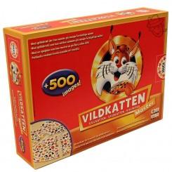 VILDKATTEN MASTER 500 SPIL