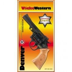 DENVER WICKE WESTERN PISTOL