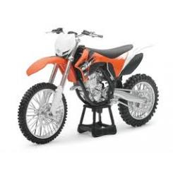 KMT MOTORCYKEL 350 SX-F 1:12