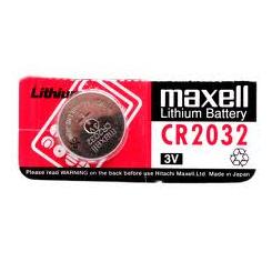 CR 2032 - 1 PAK . 3 V MAXELL