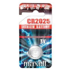 CR 2025 - 1 PAK . 3 V MAXELL