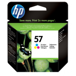 HP 57 FARVE ORIGINAL