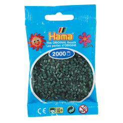 HAMA MINI 501-28 MØRKEGRØN