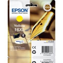 EPSON 16 XL GUL ORIGINAL