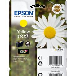 EPSON T18XL GUL ORIGINAL