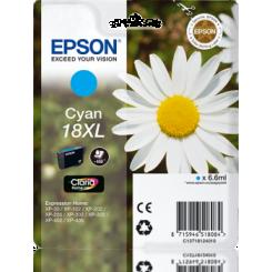EPSON T18XL BLÅ ORIGINAL