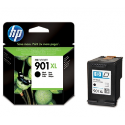 HP 901 XL, SORT, ORIG. 700...