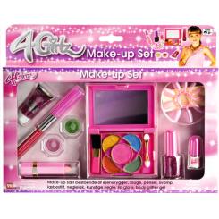 MAKE-UP I BOX UDEN PARAFUME 4-GIRLS 63171