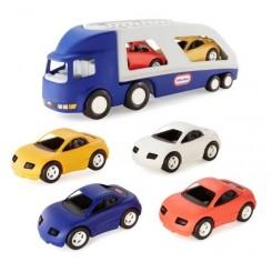RACE CAR LITTLE TIKES