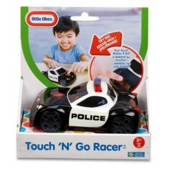 TOUCH N' GO RACEDRS LITTLE TIKES