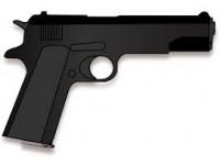 Pistoler og tilbehør